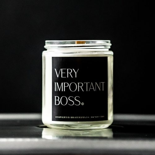 VIB Candle Front